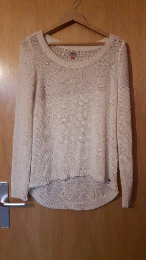 transparenter Pullover