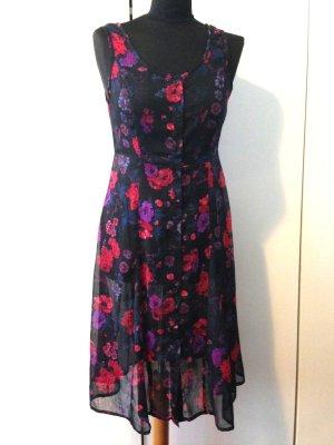 Transparentes Kleid von Forever 21, Gr. S
