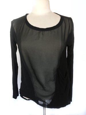 Transparentes Longshirt