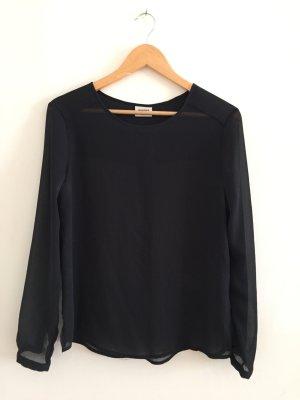 Transparentes Shirt, Bluse, Weekday, Gr. M
