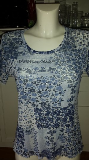transparentes Shirt, Stretch