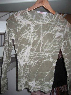 Transparentes Shirt von S.Oliver Größe M
