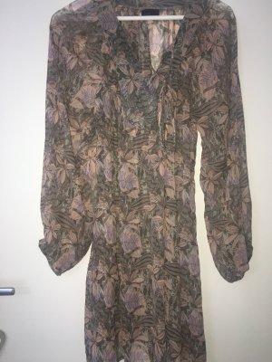 Transparentes Tuniker Kleid