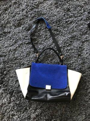 Trapez Tasche Medium Tricolor