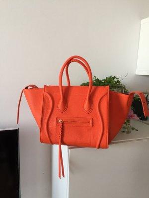 Trapez Tasche orange NEU