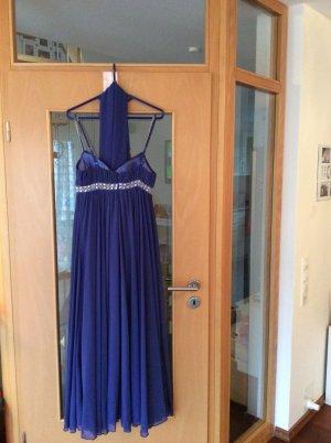 Traum Abendkleid von Apart in Royalblau Gr36/38 mit Stola
