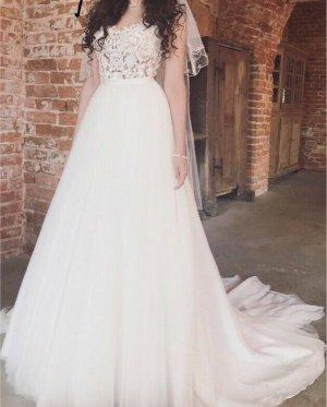 Traum-Brautkleid von Farasposa