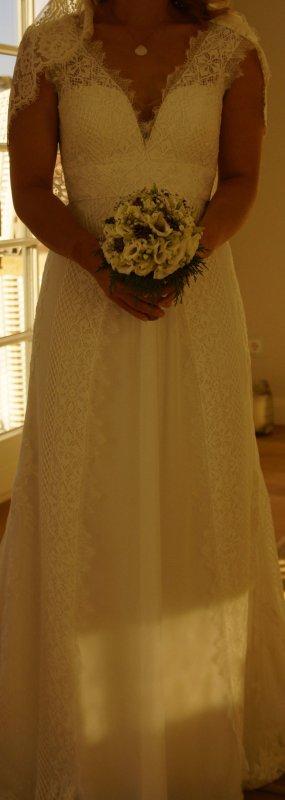 Traum-Hochzeitskleid, Gr. 36 Pronovias