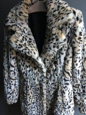 Traum-Mantel von Nicowa, fake fur, 38