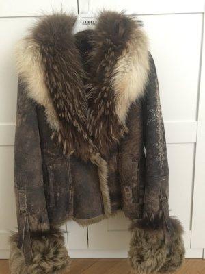 Traum Pelz Jacke zu verkaufen