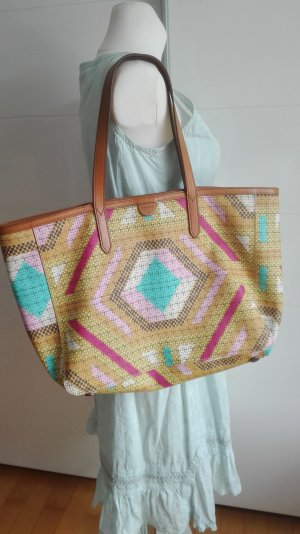 Fossil Shopper multicolored