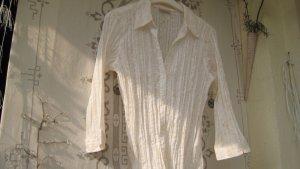 Traumhaft leicht transparente Bluse zarter Hauch von Stoff
