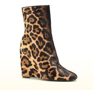 Traumhaft schöne Gucci Stiefel mit Keilabsatz Größe 36
