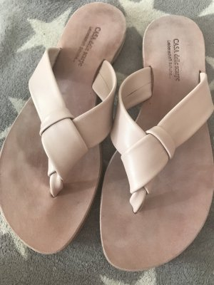 Toe-Post sandals pink-dusky pink