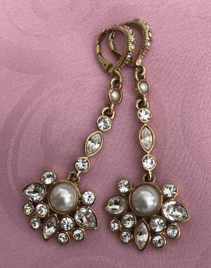 Traumhaft schöne Original Givenchy Designer Ohrringe gestempelt