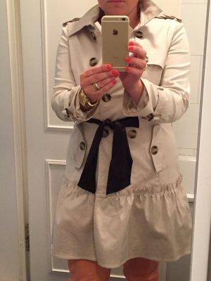 Traumhaft schöner Diane von Fürstenberg Trenchcoat size 6 beige