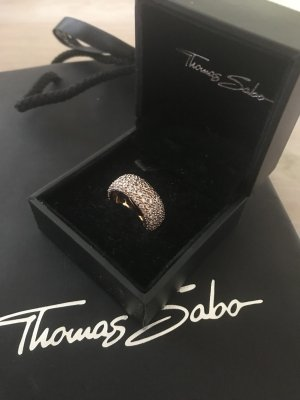 Thomas Sabo Anello color oro rosa