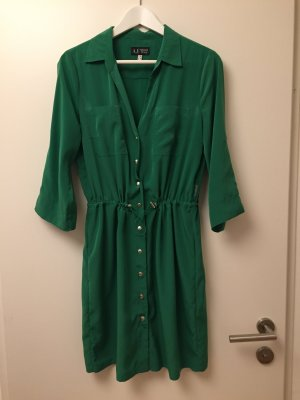 Armani Jeans Blouse Dress multicolored polyester