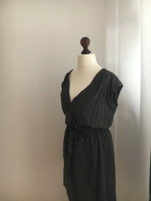 Traumhaft schönes Marc O Polo Viskose Kleid in anthrazit zu verkaufen!