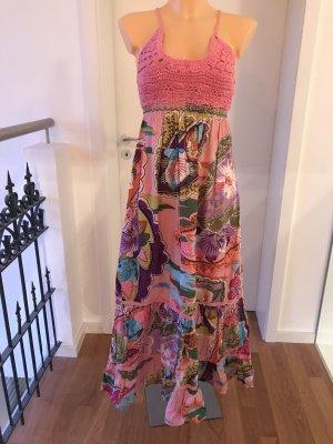 Magic Woman Maxi Dress multicolored cotton
