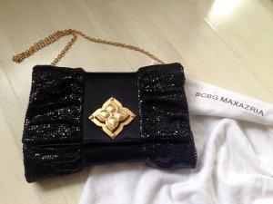 Traumhafte BCBG Max Azria Designer-Handtasche Clutch Abendtasche Original
