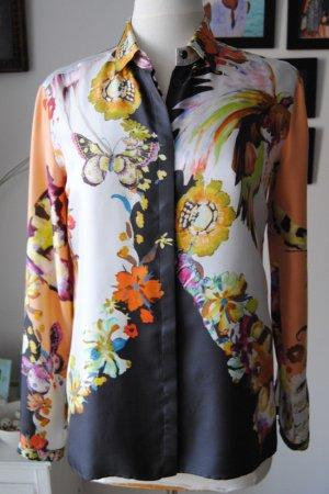 Traumhafte Bluse aus 100% Seide von ETRO Gr. 36