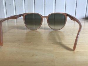 Celine Gafas de sol verde oliva-rosa