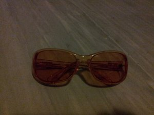 Traumhafte echte FENDI Sonnenbrille in orange