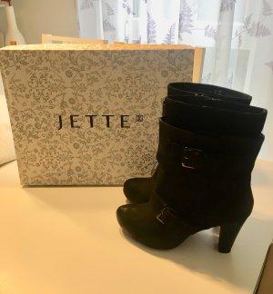 Traumhafte hochwertige Stiefeletten von Jette Joop, Leder
