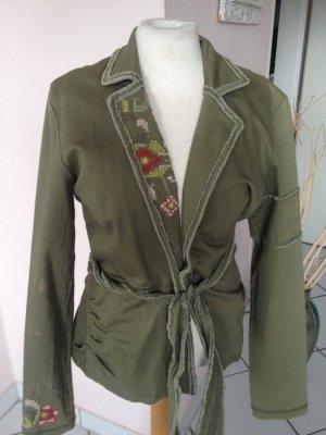 Traumhafte Jacke von Object, khaki, Gr XL