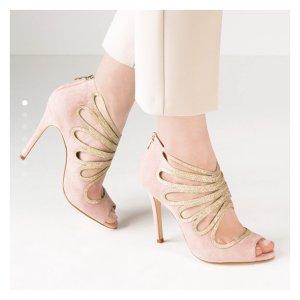 "Traumhafte "" Karen Millen"" High Heel Sandaletten Gr .41"