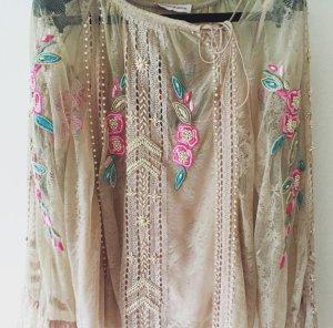 Traumhafte Long Sleeve Bluse im Tunika Style von MATTHEW WILLAMSON