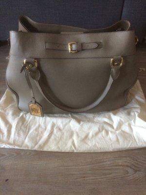 Traumhafte Ralph Lauren Handtasche in besonderer Farbe