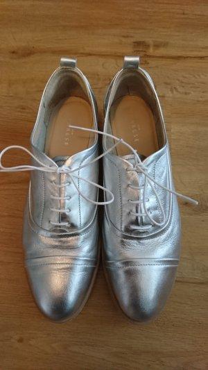 traumhafte Schuhe von Varese, Silber, 39