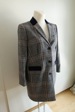 Boden Coat multicolored wool
