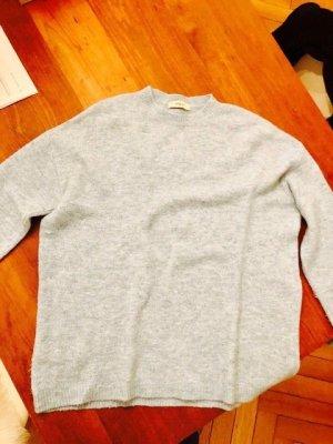 Oversized Sweater azure