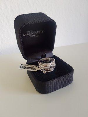 Burkhardt Zilveren ring zilver