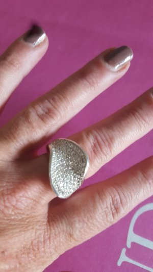 Pierre Lang Ring silver-colored