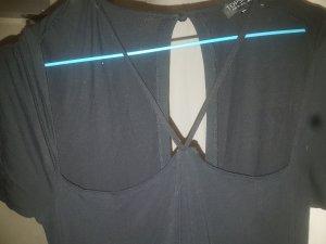 Topshop Jumpsuit black