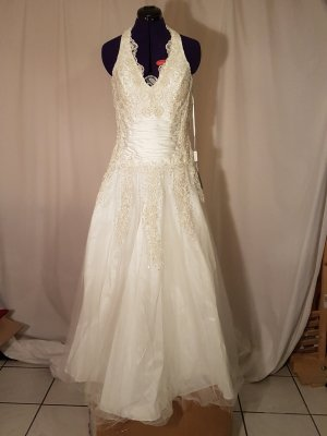 Heine Wedding Dress natural white