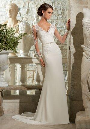 Traumhaftes Brautkleid von Morilee