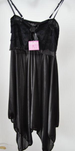 Lingerie Set black synthetic fibre