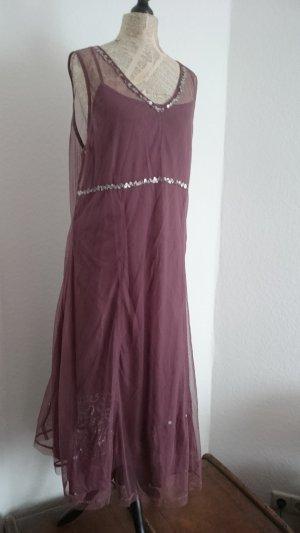 Traumhaftes doppellagiges Kleid von Bonaparte, Gr. 46, NP 129.-