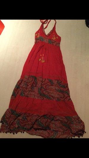 Traumhaftes Hippie Kleid