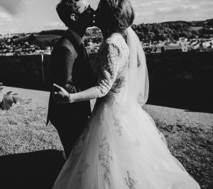 Traumhaftes Hochzeitskleid