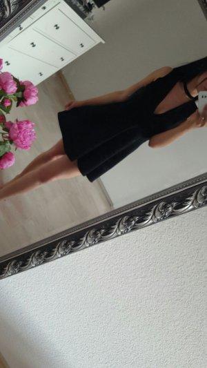 Peplum Dress black