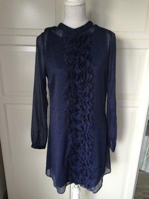 Traumhaftes Kleid in dunklem blau