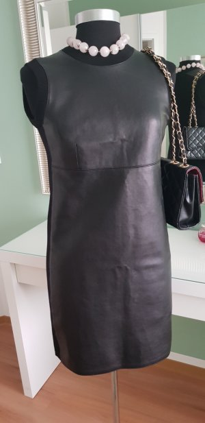 Alexander Wang Leather Dress black leather