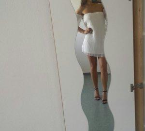 **Traumhaftes luftiges weißes Sommer Kleid **