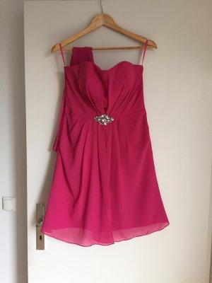Traumhaftes pinkes Kleid Gr. 38